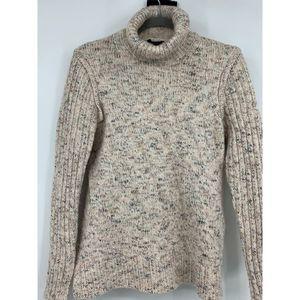 J Crew womens medium sweater turtle neck